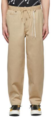 Mastermind Japan Khaki Chino Lounge Pants