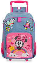 Disney Minnie Mouse Rolling Backpack - Personalizable