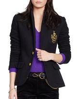 Polo Ralph Lauren Custom Fit Fleece Blazer