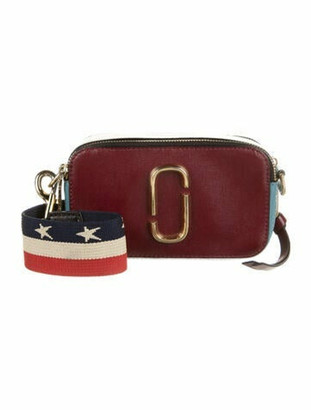 Marc Jacobs Snapshot Crossbody Bag Gold