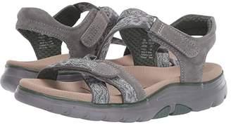 Taos Footwear Zen (Grey/Sage) Women's Sandals