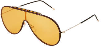 Tom Ford Mack Shield Sunglasses (Unisex)