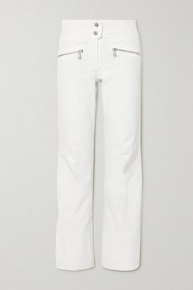 Toni Sailer Alla Straight-leg Ski Pants - White