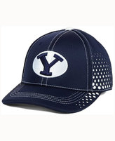 Top of the World Brigham Young Cougars Fade Stretch Cap
