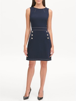 Tommy Hilfiger Essential Sleeveless Sailor Dress