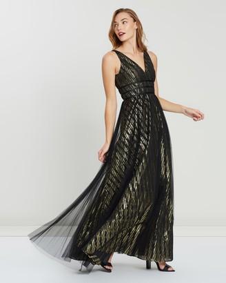 Montique Mirabella Lurex Gown