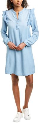 Bella Dahl Chambray Shift Dress