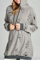 Minx Kira Distressed Sweater
