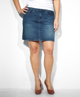 Levi's 512™ Perfectly Shaping Quilted Skirt (Plus)