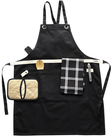Chefs Ultimate Cross Strap Apron