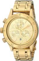 Nixon Women's A404501 38-20 Chrono Watch