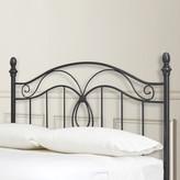 Charlton Home Crocker Bedroom Metal Headboard