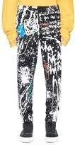 Haculla Paint splatter print jogging pants