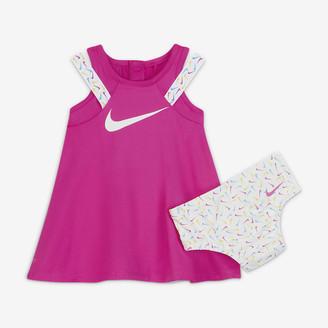 Nike Baby (0-9M) Dress Dri-FIT