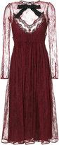 No.21 Chantilly lace dress