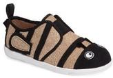 Emu Girl's Bumblebee Glitter Sneaker