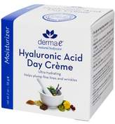 Derma E Pack of 6 x Hyaluronic Acid Day Creme - 2 oz