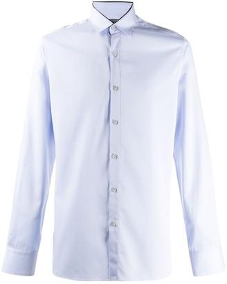 Lanvin slim-fit oxford shirt