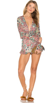 Raga Sunset Rose Romper