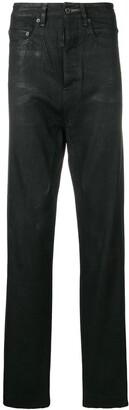 Rick Owens long Collapse jeans