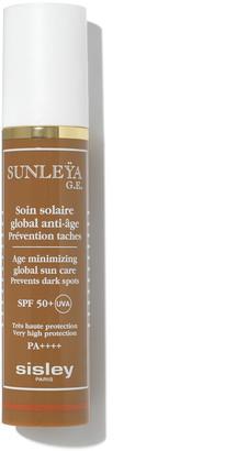 Sisley Paris Sunleya G.E. Age Minimizing Global Sun Care SPF 50+