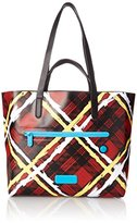 Marc by Marc Jacobs Tarp Printed EW Tote Weekender Bag