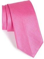 Nordstrom Men's 'Nate' Solid Silk Tie