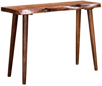 Worldwide Homefurnishings Inc. Solidwood Console Table