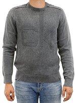 Calvin Klein Jeans Men's CK Acid Crew Sweater