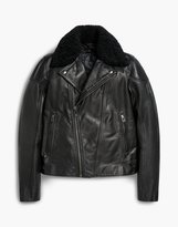 Belstaff Wingrave Biker Jacket Black