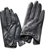 Carolina Amato Touch Tech Mini Gloves.