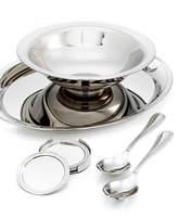 Vera Wang Wedgwood Grosgrain Serveware Collection