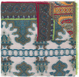 Etro printed scarf - men - Cashmere - One Size