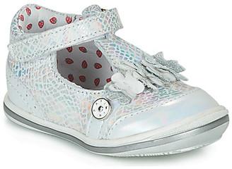 Catimini SANTOLINE girls's Sandals in White
