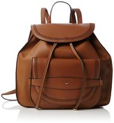 Nica Womens Romalie Backpack Handbag Chestnut