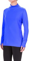 Mountain Hardwear Butterlicious Shirt - UPF 50, Mock Neck, Long Sleeve (For Women)