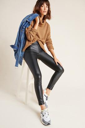 Velvet by Graham & Spencer Berdine Faux Leather Leggings By in Black Size XL
