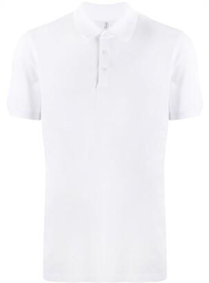 Brunello Cucinelli slim-fit polo shirt