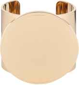 Givenchy Round disk cuff