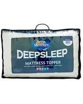 Silentnight Deepsleep Mattress Toppers