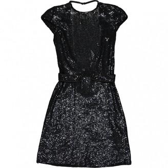 Jasmine Di Milo Black Glitter Dresses
