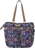 Accessorize Botanical Floral Weekender Bag