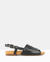Airflex Calais Leather Footbed Sandals