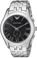 Emporio Armani Men's AR1706 Dress Silver Watch