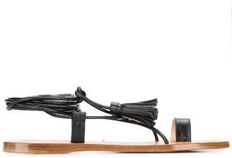 Etro tassel-detail sandals
