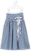 Simonetta printed full skirt - kids - Cotton - 6 yrs