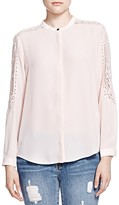 The Kooples Lace Detail Shirt