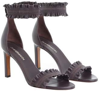Zimmermann Elastic Strap Sandal