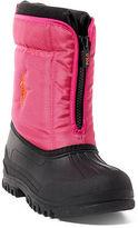 Ralph Lauren Quilo Nylon Boot