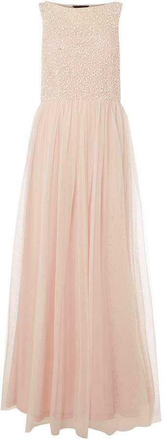 9669632752505 Dorothy Perkins Pink Maxi Dresses - ShopStyle UK